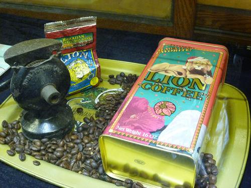 大人の社会見学!LION COFFEE FACTORY 工場見学ツアーに参加@ハワイでごはん2012秋_c0152767_14101663.jpg