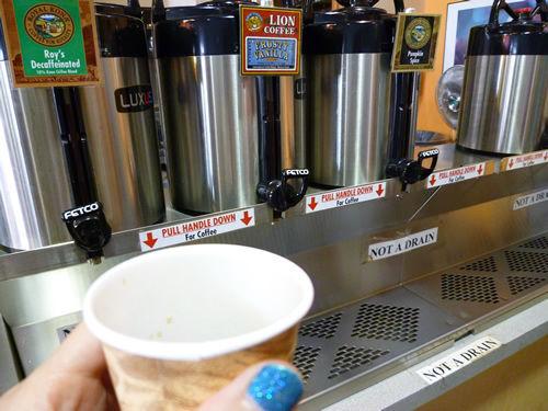 大人の社会見学!LION COFFEE FACTORY 工場見学ツアーに参加@ハワイでごはん2012秋_c0152767_14211578.jpg
