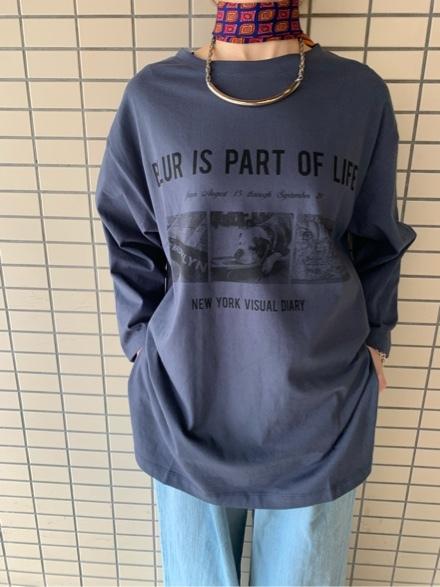 CHIGNONSTAR☆Photo print L/ST-SH☆彡_e0269968_15174479.jpg