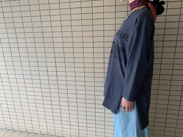 CHIGNONSTAR☆Photo print L/ST-SH☆彡_e0269968_15175138.jpg
