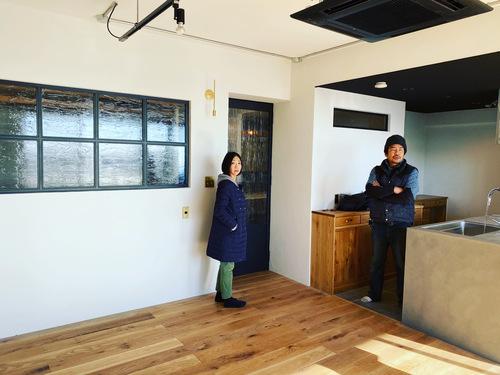N様邸マンションリノベーションその7 仕上げ工事、家具搬入_c0180474_2343455.jpg