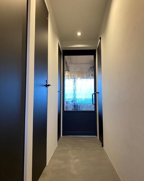 N様邸マンションリノベーションその7 仕上げ工事、家具搬入_c0180474_23473974.jpg