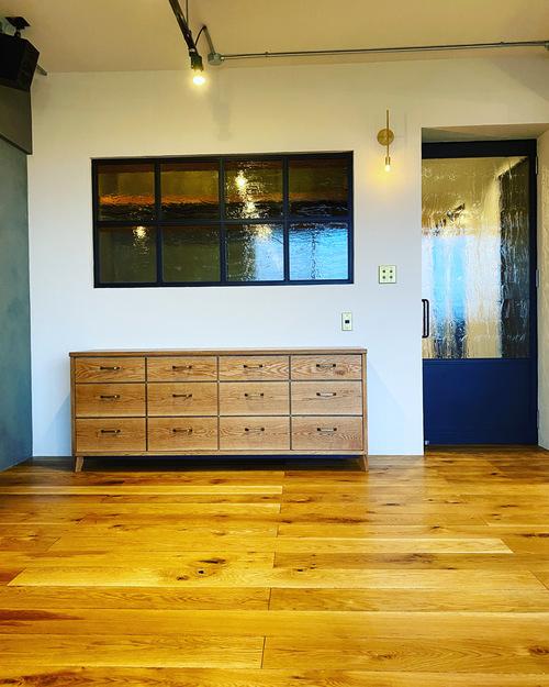 N様邸マンションリノベーションその7 仕上げ工事、家具搬入_c0180474_23533693.jpg