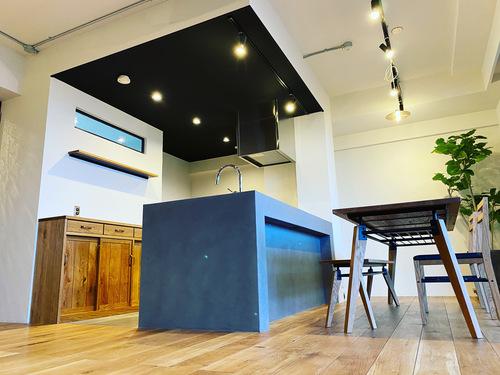 N様邸マンションリノベーションその7 仕上げ工事、家具搬入_c0180474_23584222.jpg
