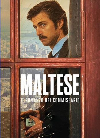 Maltese - Il Romanzo del Commissario TVドラマ 全4話_e0059574_1363578.jpg