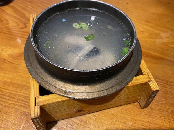 台湾(台南):度小月(台南本店)「担仔麺(タンツーメン)」_b0089578_16293831.jpg