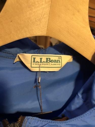 L.L.Bean  アノラックパーカー_b0160480_19433985.jpeg