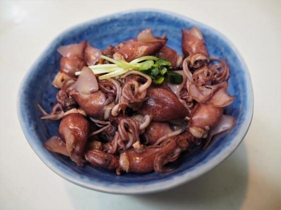 豆腐サラダとスペアリブ_a0258686_06414601.jpg