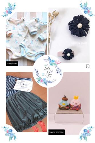 ママとワタシのspring collection _f0162790_08100569.jpg