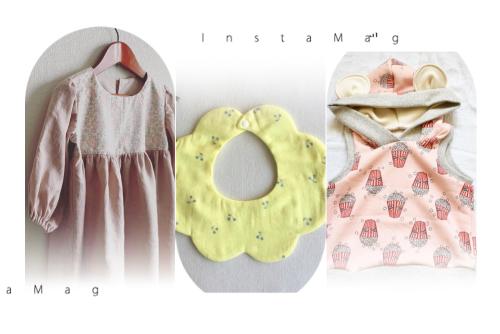 ママとワタシのspring collection _f0162790_08131339.jpg