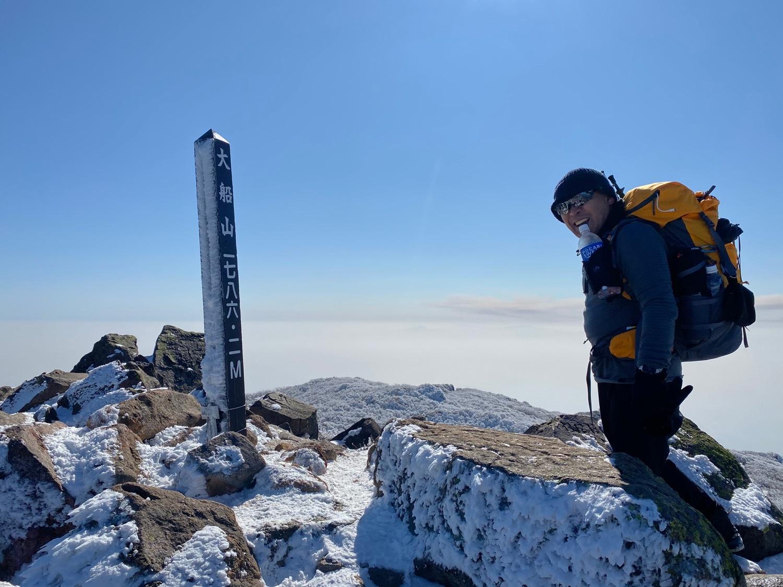 休みがあったら山登りin久住冬その2_f0232994_13435919.jpg