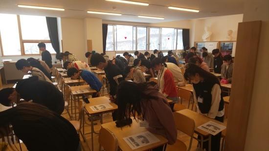 中学校1日入学_d0162600_09372258.jpg