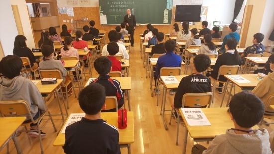 中学校1日入学_d0162600_09373102.jpg