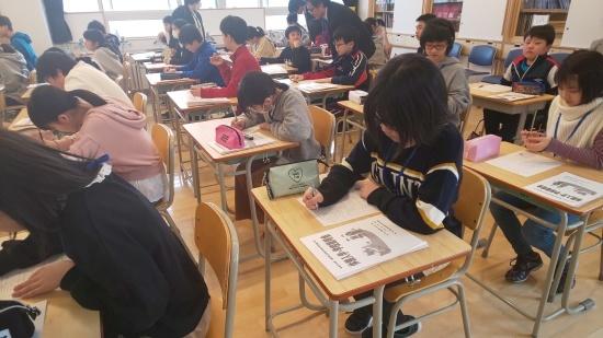 中学校1日入学_d0162600_09381900.jpg