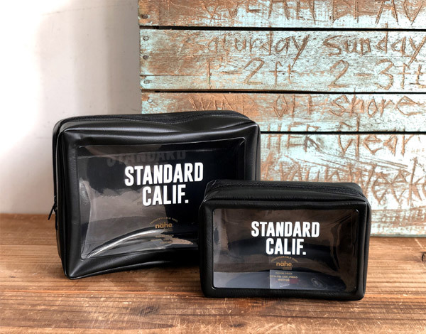 【DELIVERY】 STANDARD CALIFORNIA - HIGHTIDE×SD Packing Pouch_a0076701_12081593.jpg