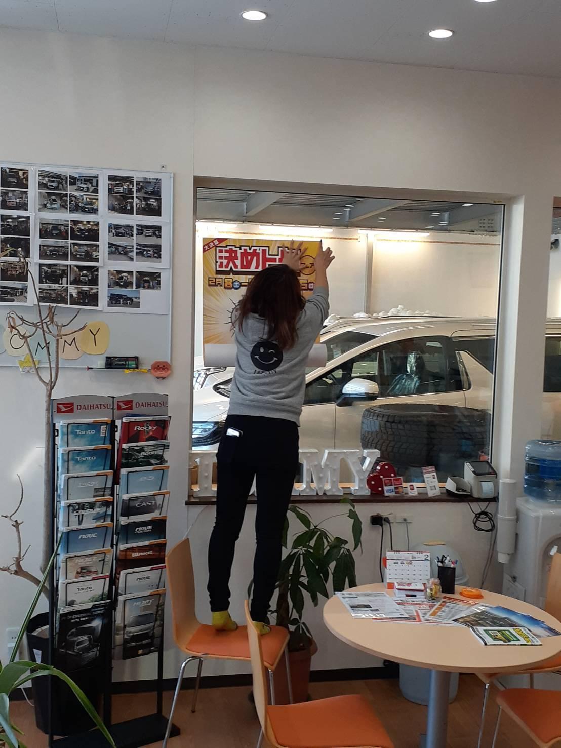 2月8日(土)♡ランクル200GX-R新車並行あります!!ランクル エスカレード チャレンジャー♡TOMMY♡_b0127002_17594064.jpg