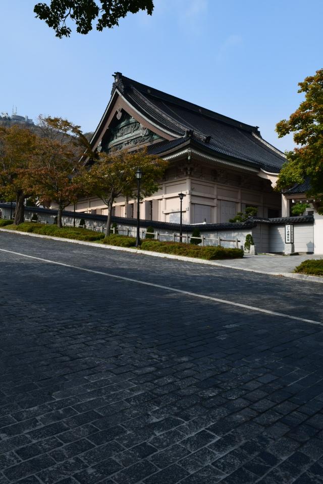 東本願寺函館別院(函館の建築再見)_f0142606_08203068.jpg