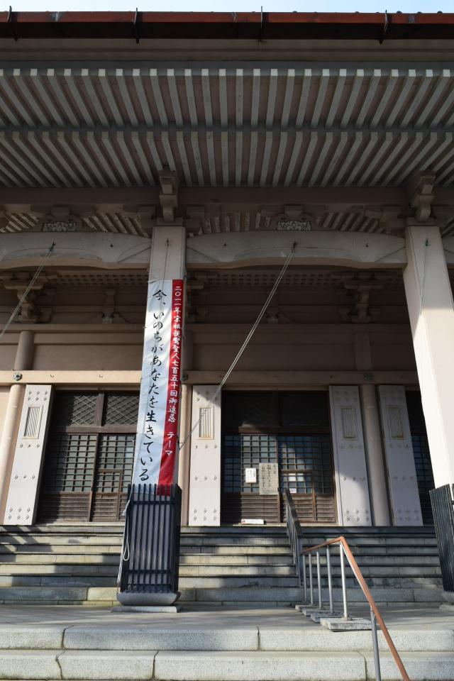 東本願寺函館別院(函館の建築再見)_f0142606_08301574.jpg