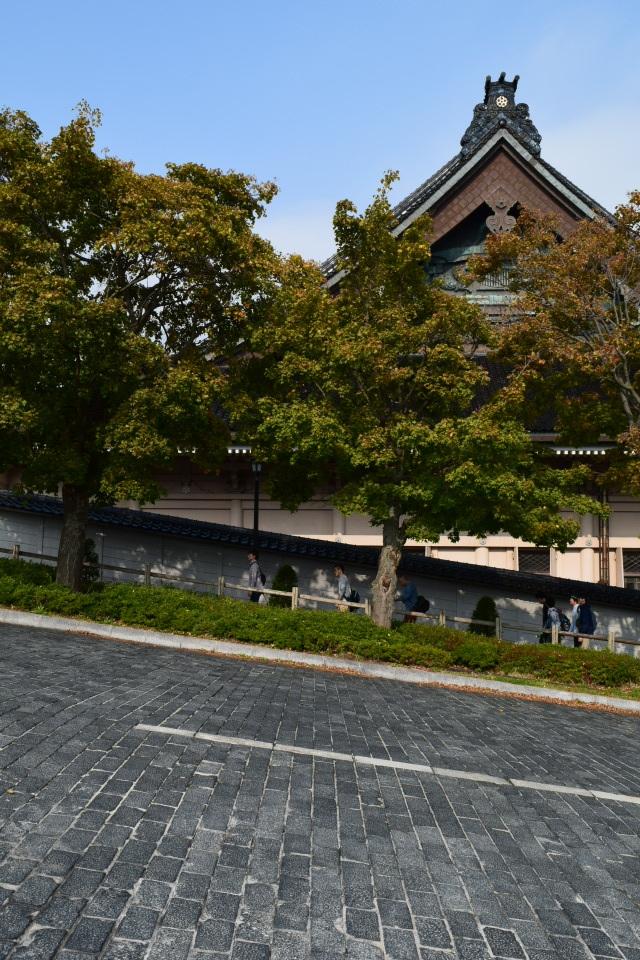 東本願寺函館別院(函館の建築再見)_f0142606_08580828.jpg