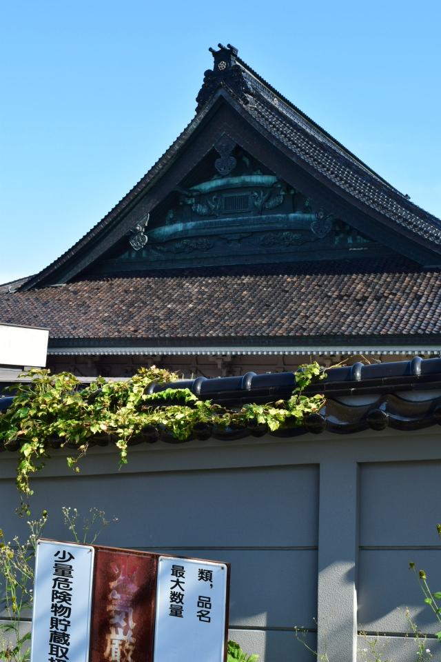 東本願寺函館別院(函館の建築再見)_f0142606_09151180.jpg