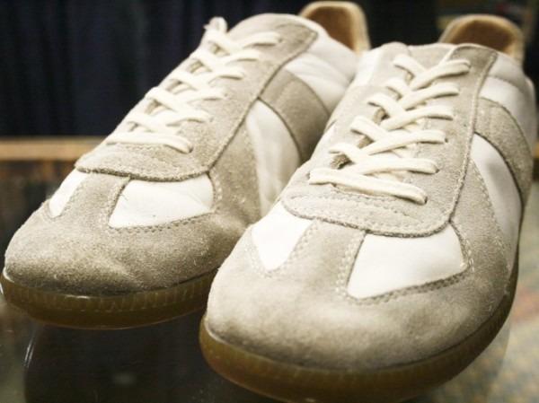 遅くなっちゃったので簡単に 入荷マルタンマルジェラ22スニーカー、革靴、ブーツ_f0180307_01505557.jpg