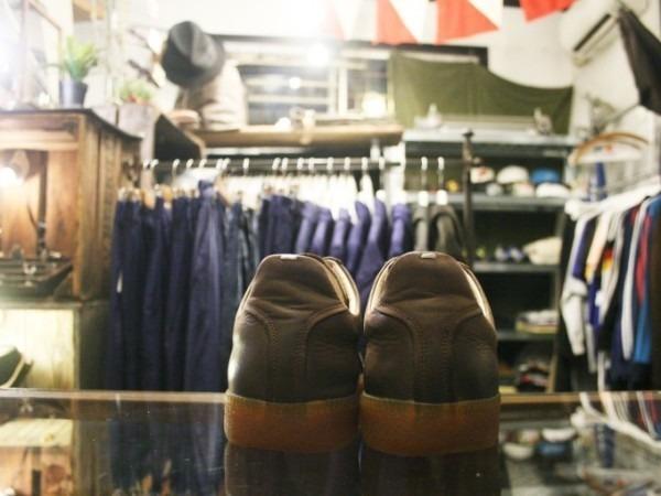 遅くなっちゃったので簡単に 入荷マルタンマルジェラ22スニーカー、革靴、ブーツ_f0180307_01540352.jpg