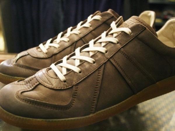 遅くなっちゃったので簡単に 入荷マルタンマルジェラ22スニーカー、革靴、ブーツ_f0180307_01540491.jpg