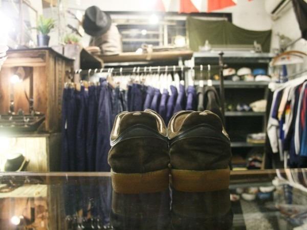 遅くなっちゃったので簡単に 入荷マルタンマルジェラ22スニーカー、革靴、ブーツ_f0180307_01571013.jpg