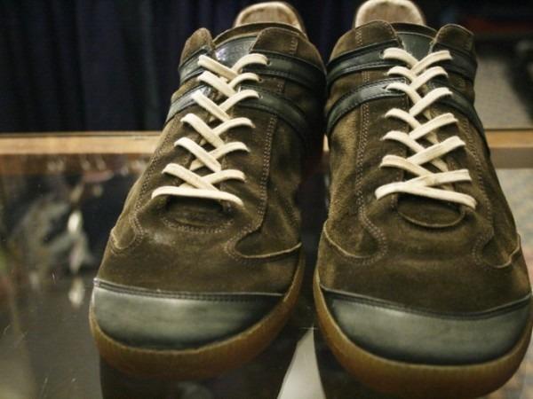 遅くなっちゃったので簡単に 入荷マルタンマルジェラ22スニーカー、革靴、ブーツ_f0180307_01571193.jpg