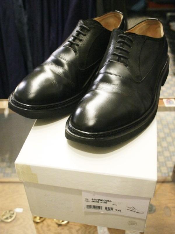 遅くなっちゃったので簡単に 入荷マルタンマルジェラ22スニーカー、革靴、ブーツ_f0180307_02003224.jpg