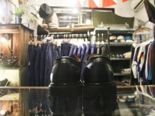 遅くなっちゃったので簡単に 入荷マルタンマルジェラ22スニーカー、革靴、ブーツ_f0180307_02003382.jpg