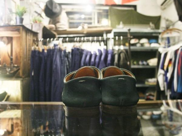 遅くなっちゃったので簡単に 入荷マルタンマルジェラ22スニーカー、革靴、ブーツ_f0180307_02040171.jpg
