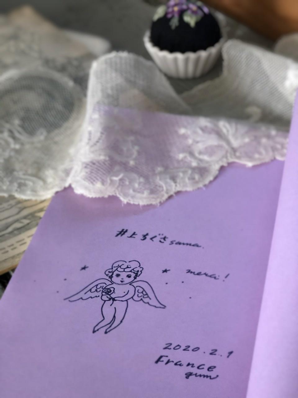 本が好き♡かわいいエンジェルのサイン〜二子玉川本博へ〜_a0157409_20224332.jpeg