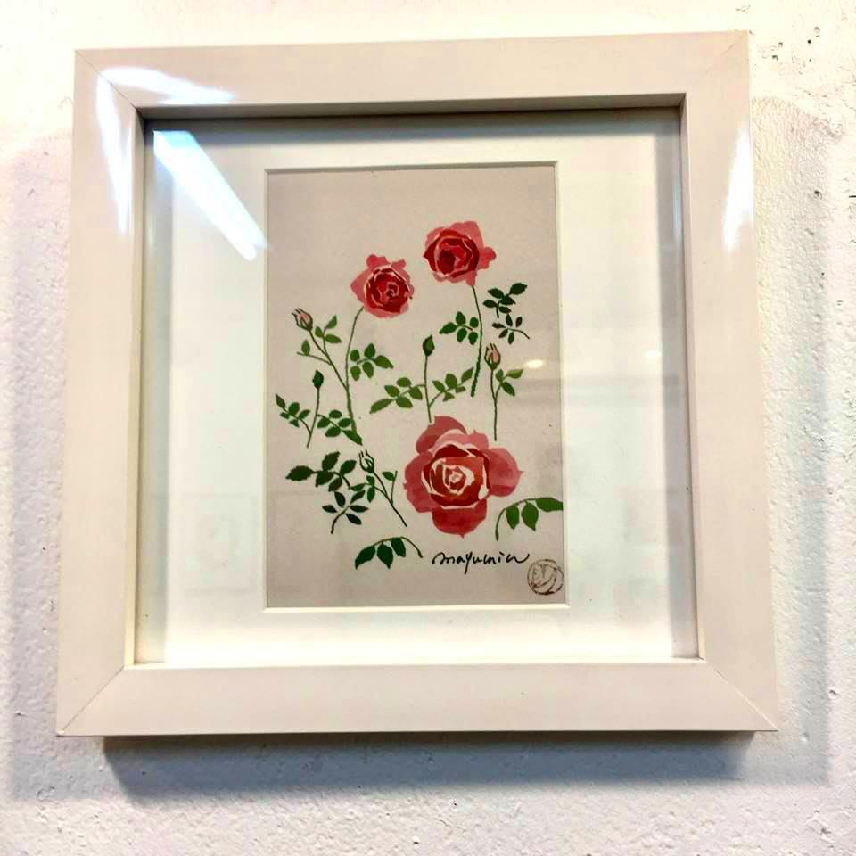 作品「Red rose」_f0172313_12001630.jpg