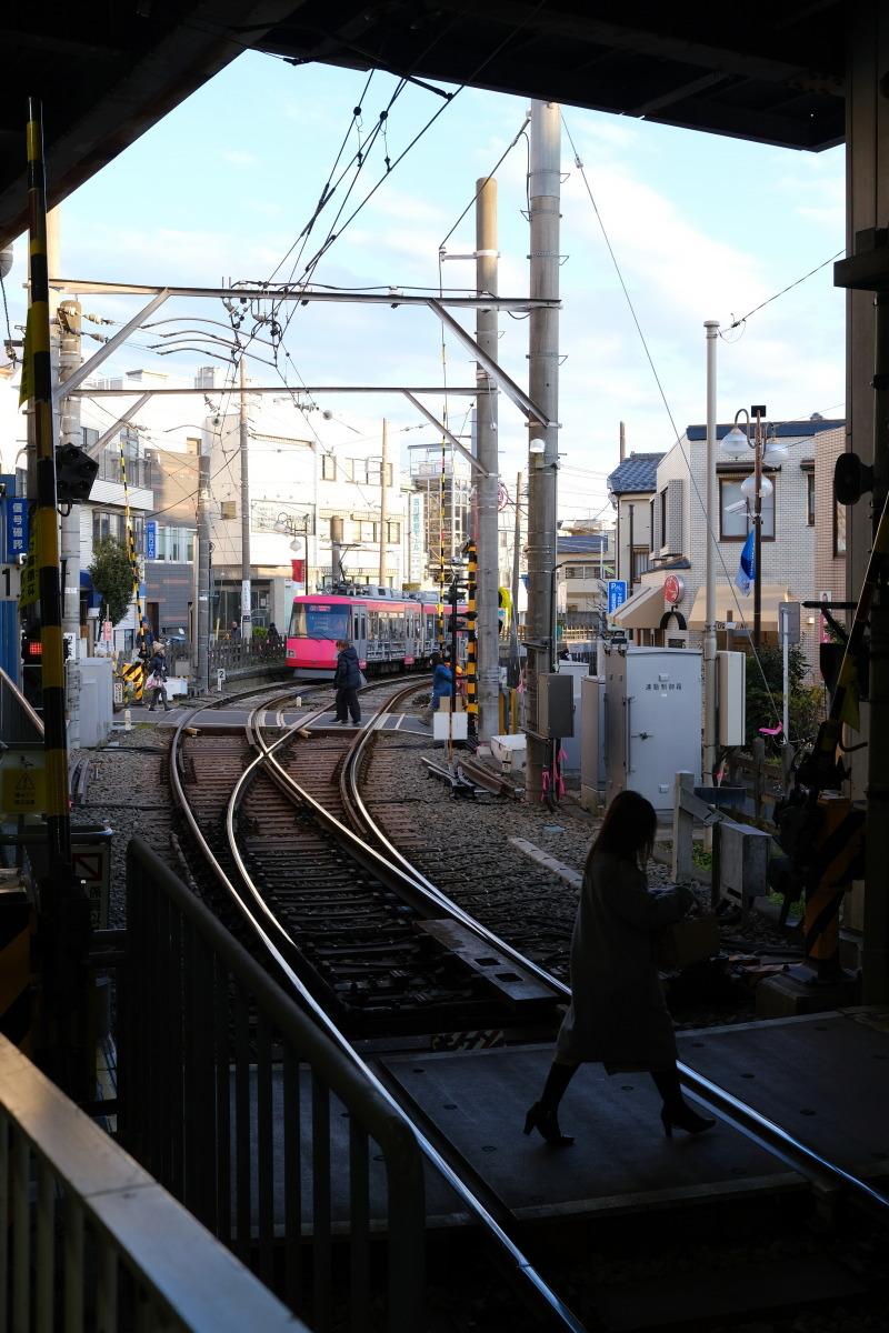 下高井戸  世田谷線終着駅_b0061717_23480582.jpg