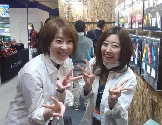 フィッシングショー大阪2020 前編❕❕_e0212944_16501926.jpg