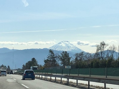富士山を見ながら_f0019247_13211157.jpg