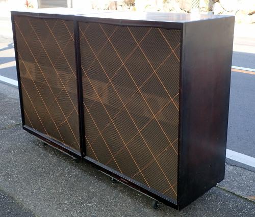 YL音響 スピーカーシステム オーケストラ USED品入荷しました。_b0262449_19262094.jpg