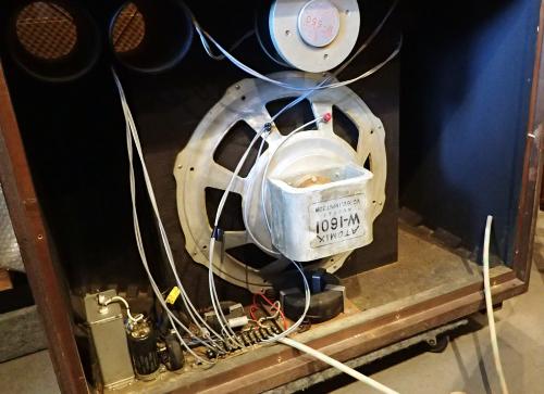 YL音響 スピーカーシステム オーケストラ USED品入荷しました。_b0262449_19270451.jpg