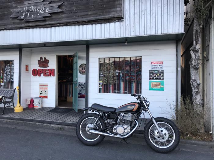 本日のバイク!_f0194657_18081948.jpg