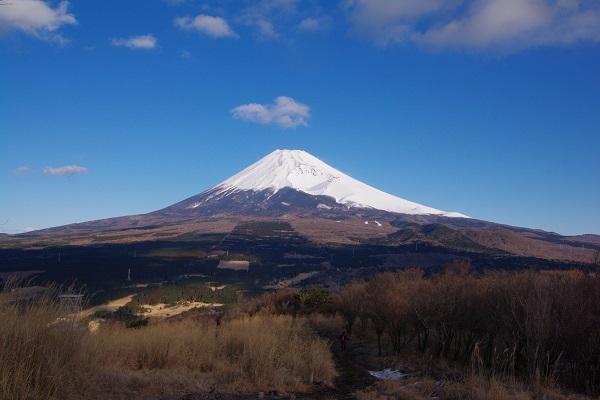 冬の越前岳_d0164761_15480818.jpg