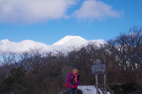 冬の越前岳_d0164761_16053380.jpg