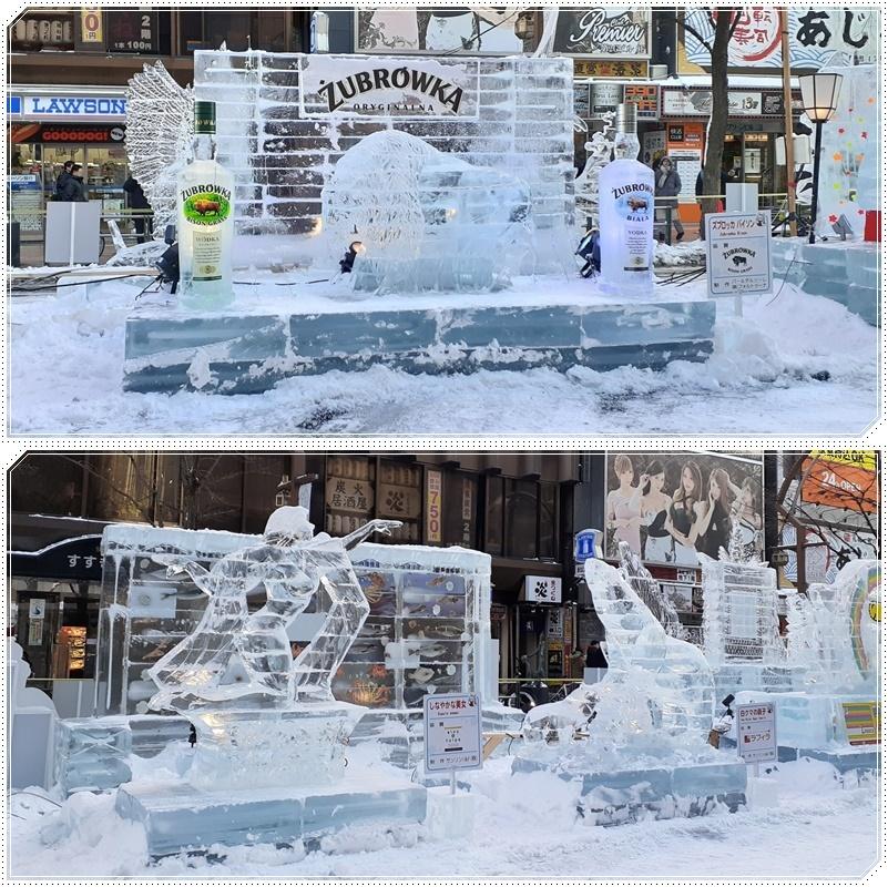 雪まつり・すすきの会場_b0236665_20352079.jpg