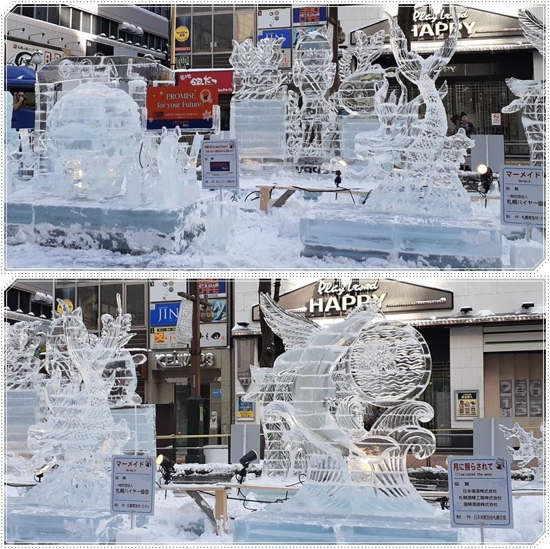 雪まつり・すすきの会場_b0236665_21161999.jpg
