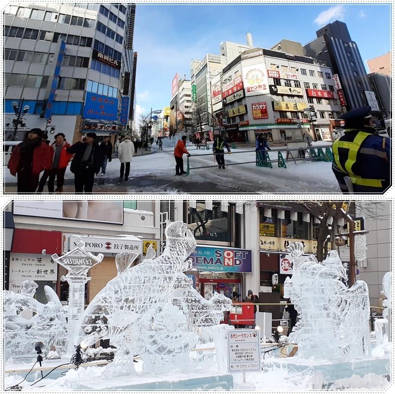 雪まつり・すすきの会場_b0236665_22060735.jpg