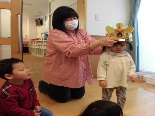 豆まき誕生会(1・2歳児)_c0352066_15020412.jpg