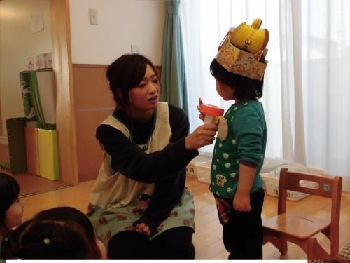 豆まき誕生会(1・2歳児)_c0352066_15054393.jpg