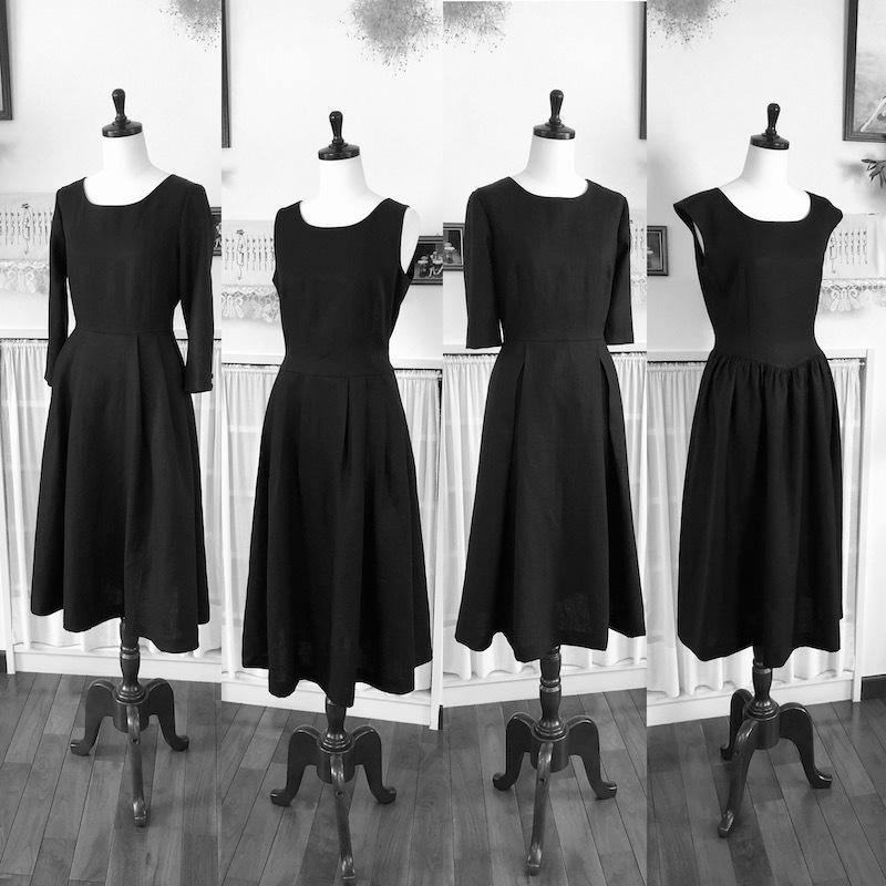 Little Black Dress Collection リトルブラックドレス・コレクション_f0182167_10464881.jpeg