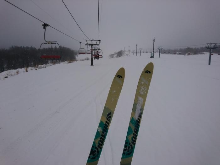 2月8日  牛岳温泉スキー場_f0223068_15533826.jpg