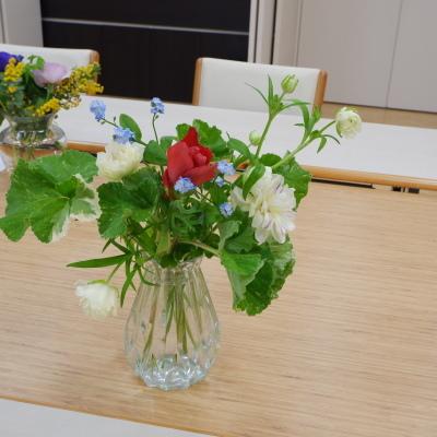 オークリーフ(絵画教室の花12)_f0049672_19392096.jpg